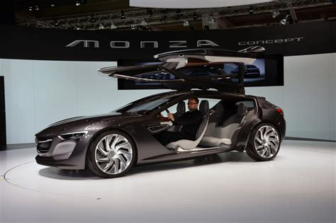 Opel Monza Concept Unveiled