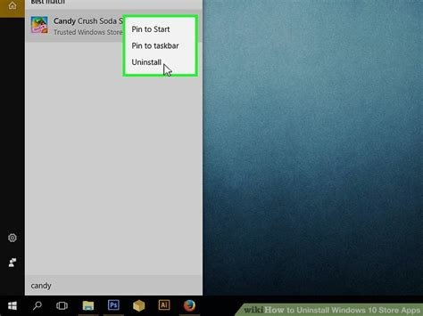 3 ways to uninstall windows 10 store apps wikihow