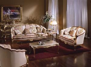 Italian Living Room Furniture Style : Modern Design of ...