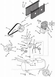 Campbell Hausfeld Vt629102 Parts Diagram For Air