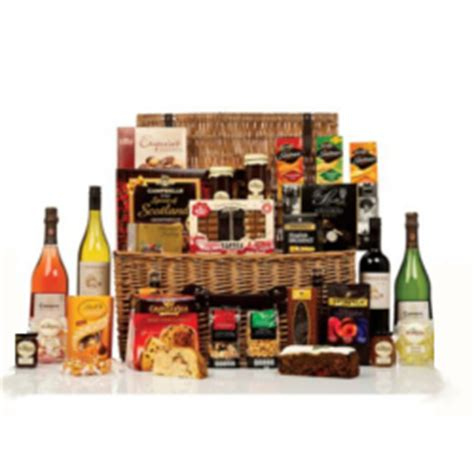 Hampers: A Touch of Luxury at Christmas   Booker Latest