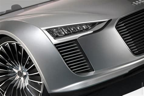 2010 Audi e-tron Spyder Concept | Audi e-tron, Audi, E-tron