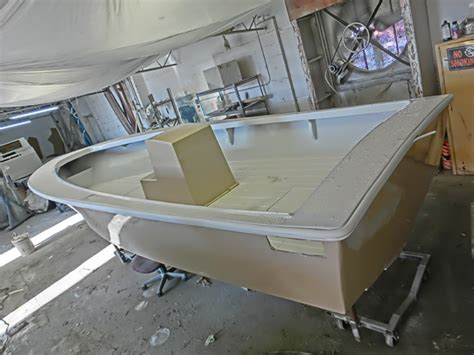 Boat Fuel Tank Restoration by Ta Boat For Sale