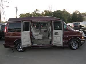 Used High Top Conversion Van