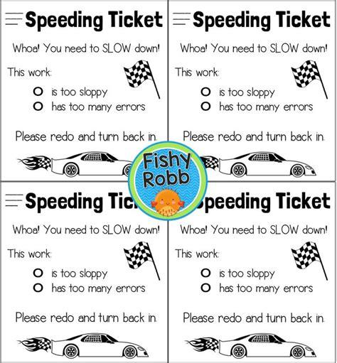 Speeding Ticket by The 25 Best Speeding Tickets Ideas On 4th