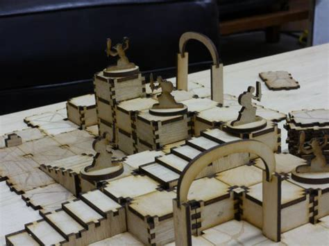 3d Dungeon Tiles Uk by Other Rpg And On