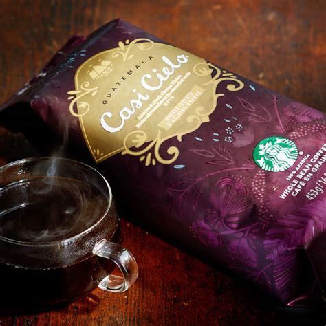 starbucks guatemala casi cielo coffee