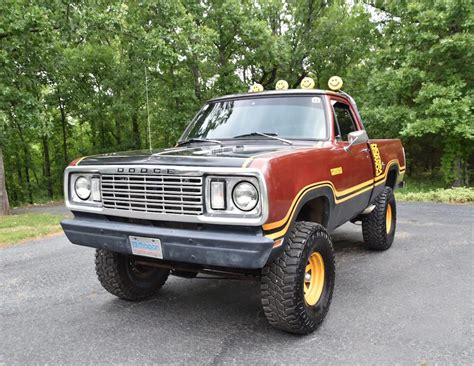 1978 Dodge Macho Power Wagon