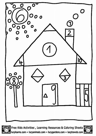 Coloring Pages Math Middle Popular
