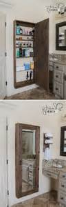 clever bathroom storage ideas bathroom 20 clever bathroom storage ideas bath mirrors