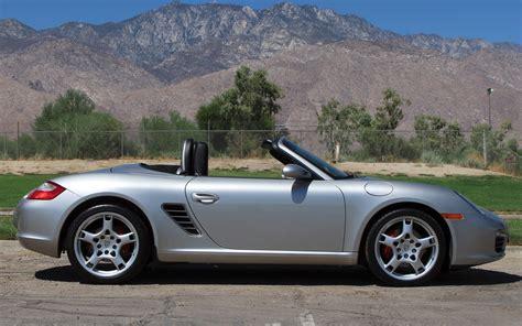 2005 Porsche Boxster S Cabriolet Stock Po237 For Sale