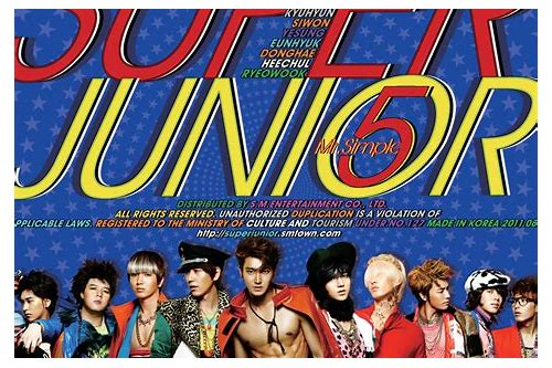 mr simple super junior download free