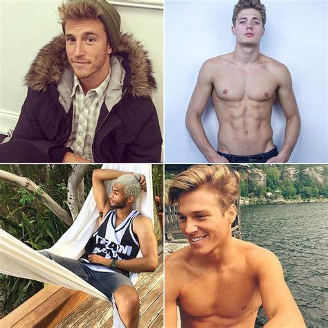 Sexy Blond Guys POPSUGAR Love Sex