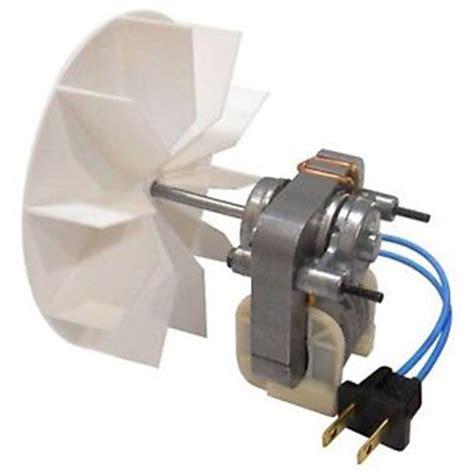 exhaust fan motor replacement fan electric motor kit blower wheel 120v bathroom exhaust