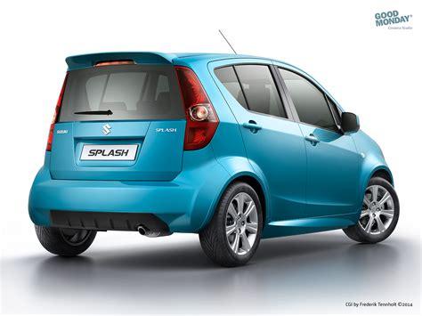 2018 Suzuki Splash Pictures Information And Specs