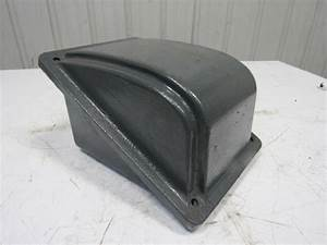 Electric Motor Terminal Box Cover W  Lid See Info For Specs