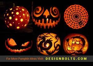 600, Scary, U0026, Cool, Halloween, Pumpkin, Carving, Ideas, Designs, Faces, U0026, Images, 2018, U2013, Designbolts