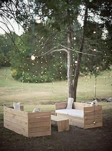 Gartenmöbel Aus Paletten : gartenm bel aus paletten inspirierende diy m bel f r ihren garten ~ Whattoseeinmadrid.com Haus und Dekorationen