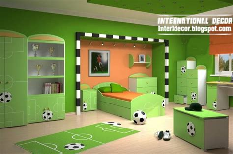 Sports Kids Bedroom Themes, Ideas, Designs