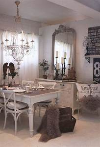 rustic shabby chic dining room decor wwwimgkidcom With rustic chic dining room ideas
