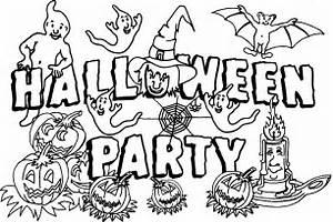 Dessin D Halloween Gratuit