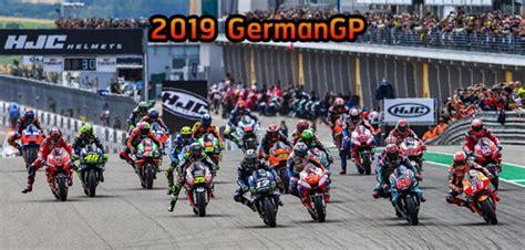 เลื่อนต่อ ผู้จัดประกาศเลื่อนแข่งศึก 2020 GermanGP ไม่มี ...