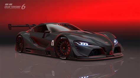 Introducing The Toyota Ft-1 Vision Gran Turismo