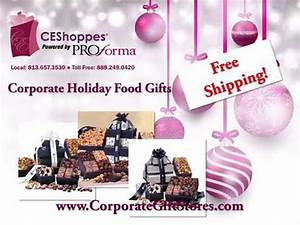 Corporate Holiday Food Gifts with Free Shipping – Free