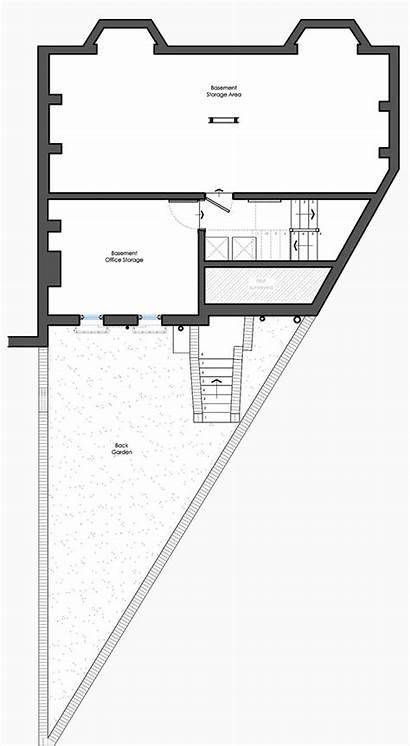 Triangular Extension Triangle London Cloud Studio Plans