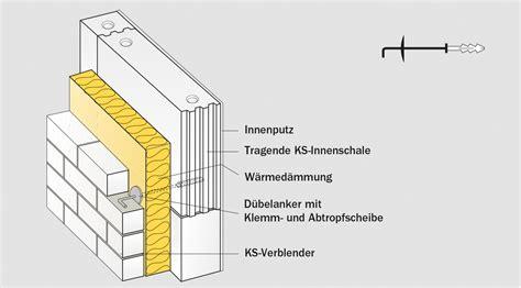 Diy Innendaemmung Einer Aussenwand by Zweischalige Au 223 Enwand