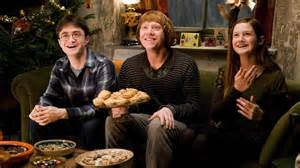 Harry Potter and Ginny Weasley Family