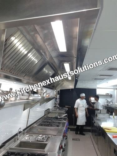 Kitchen Exhaust System,Commercial Kitchen Exhaust System