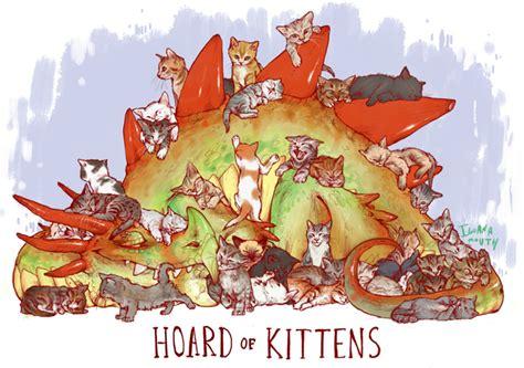 neatorama dragon cat hoards