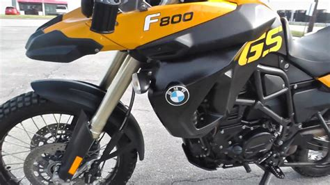 F800gs For Sale by U01334 2009 Bmw F800gs Used Motorcycles For Sale