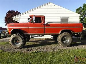 1972 Ford Truck Parts F250