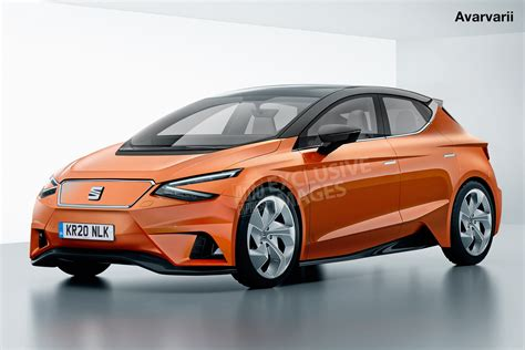 Ev Car News by New Seat Ev Which Could Be Called Seat Born To Start