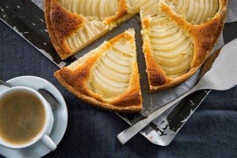 recette de tarte aux poires amandine facile et rapide
