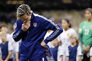 Report: New ESPN Analyst Abby Wambach Flipped SUV in ...  Abby