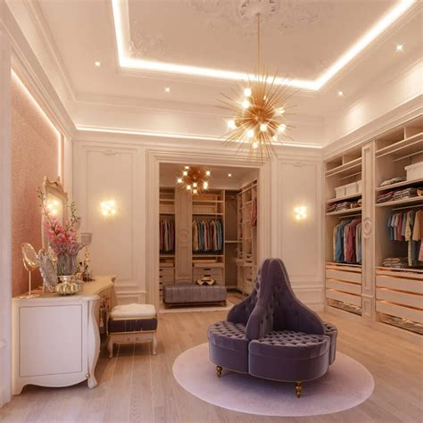 dressing room design dubai uae