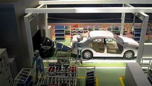 Toyota Animatronic Andon Cord Pull