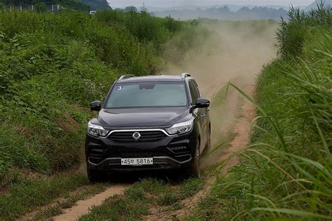 ssangyong rexton wd quick review
