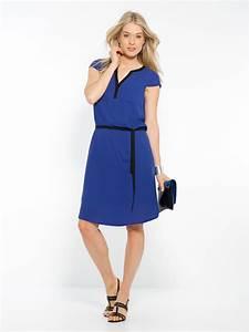 vetements cuir robe noire grande taille pas cher With robe de cérémonie grande taille pas cher