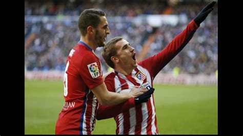 Real Madrid vs Atlético de Madrid: Mira el golazo de los ...