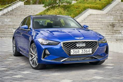 genesis   review carsguide