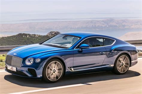 2019 bentley continental gt new release with price specs carssumo
