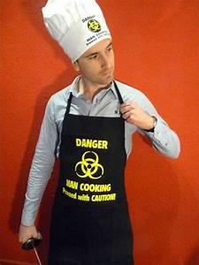 Tablier De Cuisine Homme : un tablier de cuisine original le maestro blog ~ Melissatoandfro.com Idées de Décoration