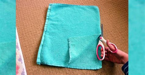 creative ideas diy cozy rug from old bath towels i
