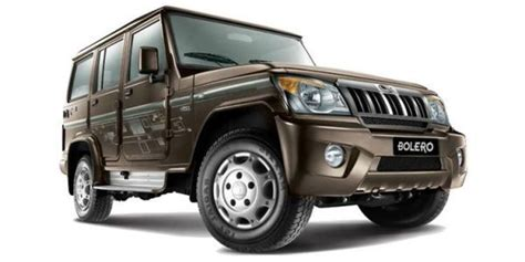Mahindra Bolero Price, Images, Mileage, Colours, Review In