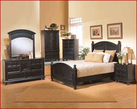 Bedroom Set Cape Cod In Ebony By Winners Only Wobe100