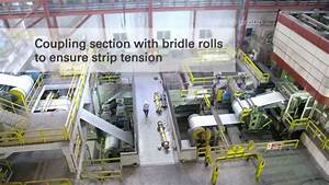Music And More Group Gmbh : sms group cold rolling pickling line tandem cold mill of jsw steel ltd youtube ~ Markanthonyermac.com Haus und Dekorationen